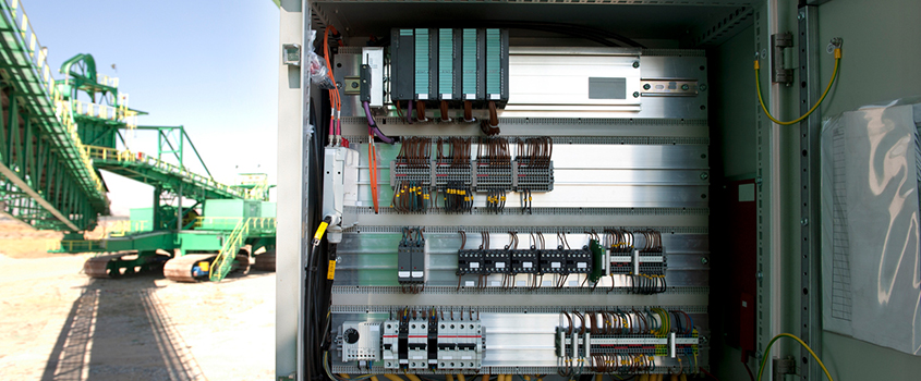 panel wiring services