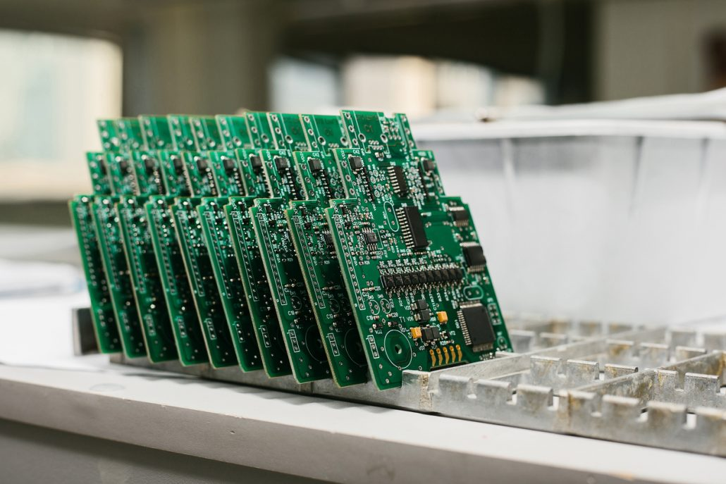 PCB Assembly by SK Electronics